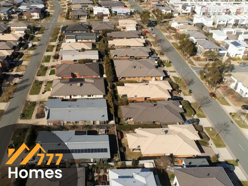 777 Homes provide an insight into the Canberra suburbs